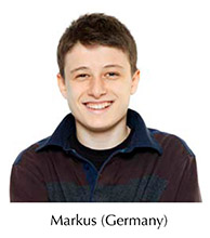 Markus from Germany